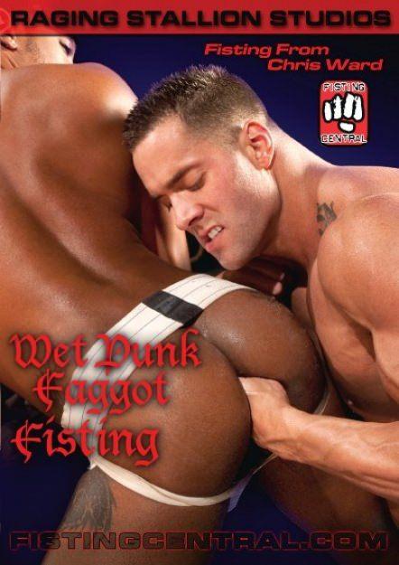 Wet Punk Faggot Fisting Dvd Cover