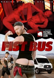 Fist Bus Dvd Cover