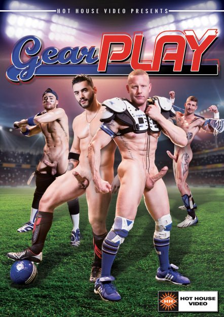 Gear Play Dvd Cover