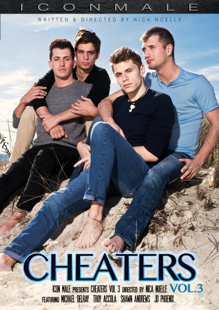 Cheaters 3 Dvd Cover