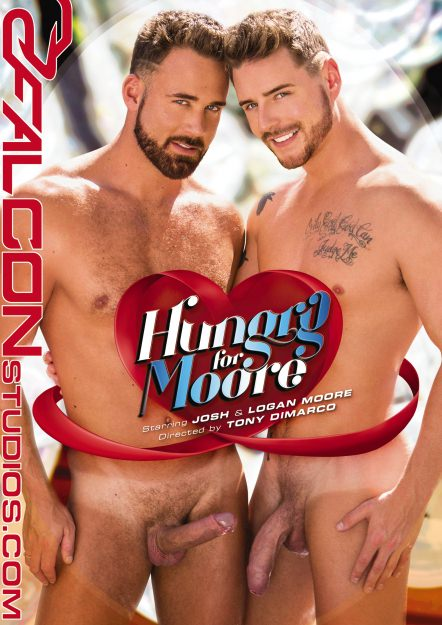 gay muscle porn movie Hungry For Moore | hotmusclefucker.com
