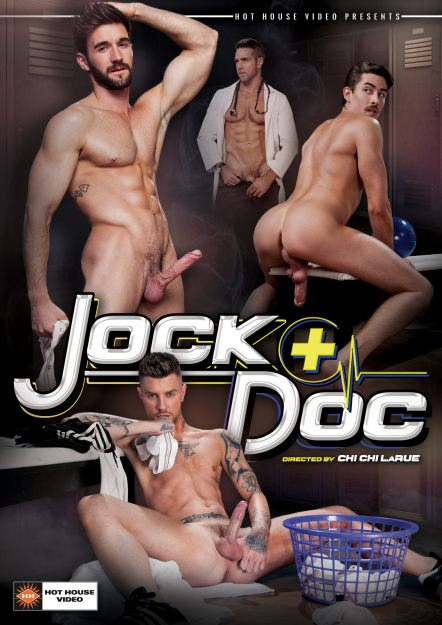 gay muscle porn movie Jock Doc | hotmusclefucker.com