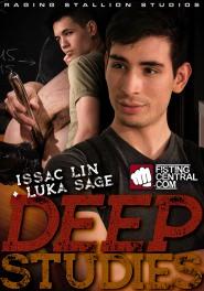Deep Studies Dvd Cover