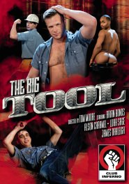 gay muscle porn movie The Big Tool | hotmusclefucker.com