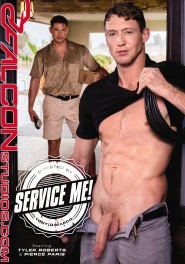 Service Me! DVD Cover