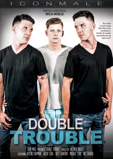 Double Trouble Dvd Cover