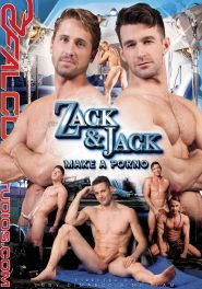 Zack & Jack Make a Porno DVD Cover