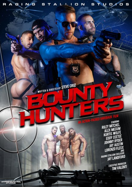 Bounty Hunters Dvd Cover
