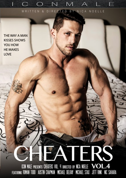 Cheaters #04 Dvd Cover