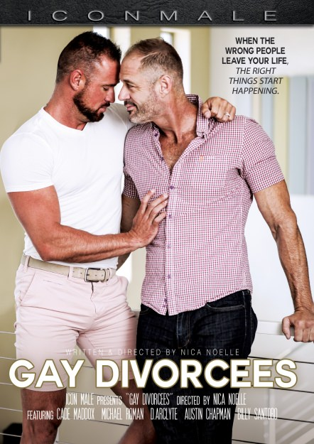 Gay Divorcees Dvd Cover