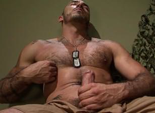 gay muscle porn clip: Man Up - Alessio Romero, on hotmusclefucker.com