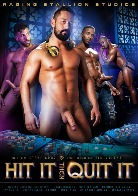 Hit It Then Quit It Dvd Cover