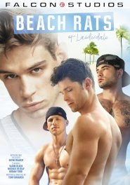 Beach Rats DVD Cover