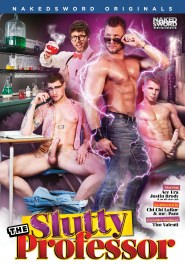 The Slutty Professor DVD Cover