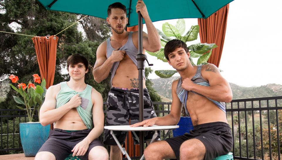 TRAIN MY HOLE -Roman Todd, Elliot Finn, Will Braun