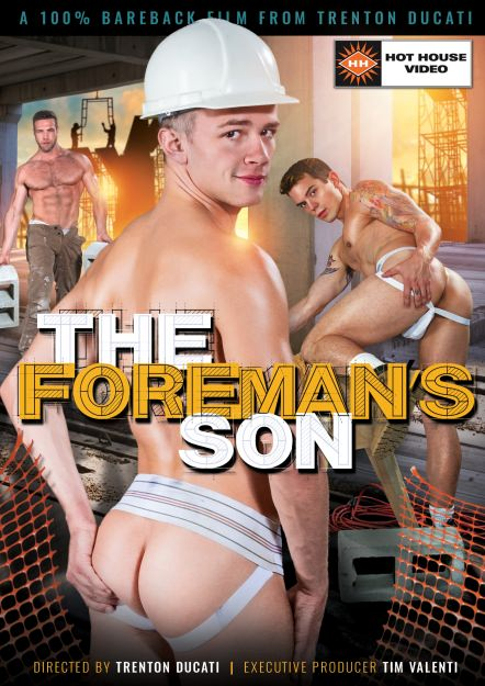 The Foreman's Son, muscle porn movies / DVD on hotmusclefucker.com