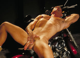 gay muscle porn clip: Backstage Pass - Ray Harley, on hotmusclefucker.com