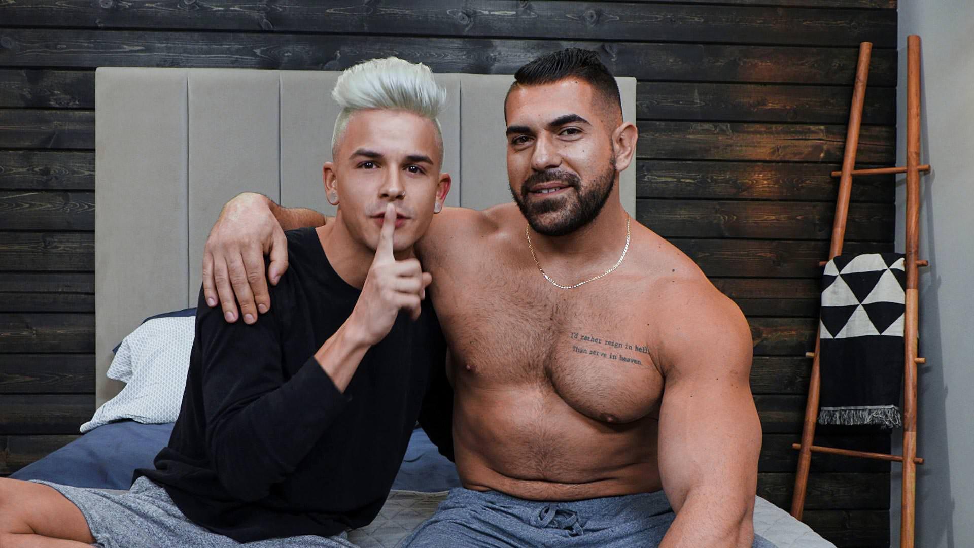 Bodybuilder Beautiful Profiles - Next Door Studios Jake