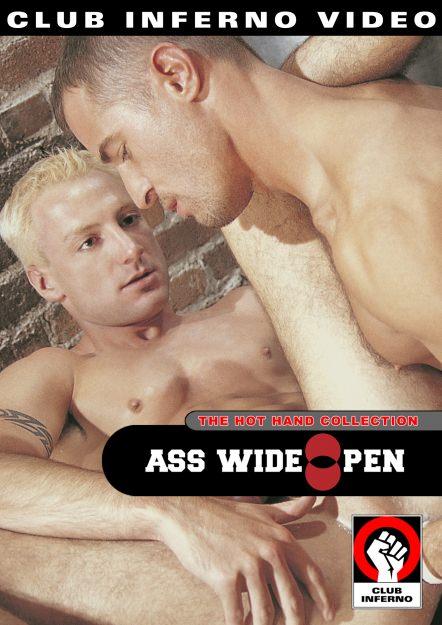 Ass Wide Open Dvd Cover