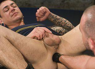 gay muscle porn clip: 5 Deep - Joe Damon & Josh West, on hotmusclefucker.com
