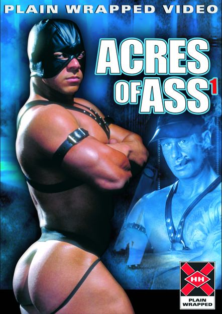 Acres Of Ass 1 Dvd Cover