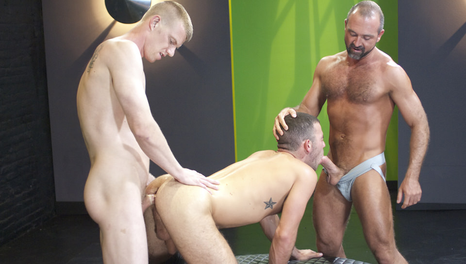 Pack Attack 4: Parker Perry, Scene #03