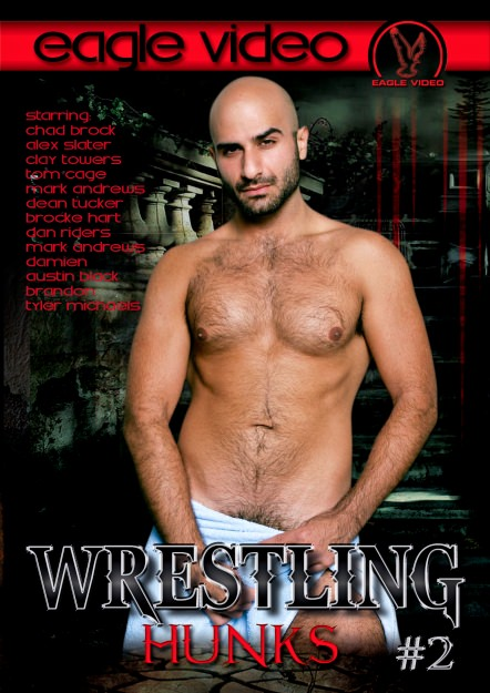 Wrestling Hunks #02, muscle porn movies / DVD on hotmusclefucker.com
