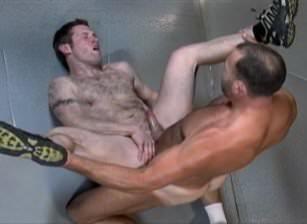 Wrestling Hunks #04, Scene #05