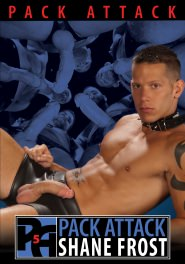 Pack Attack 5: Shane Frost DVD Cover