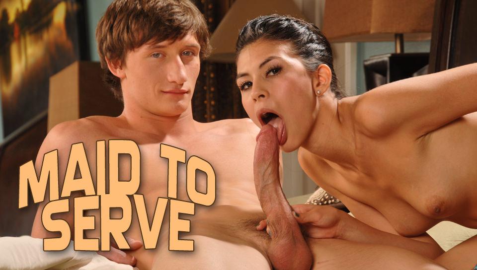 MAID TO SERVE-Heather Vahn, Lance Alexander