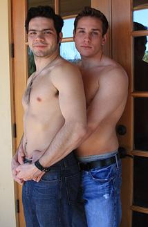 Dylan McLovin & Jimmy Tripp Picture