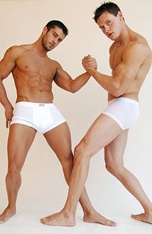 Cody & Zack Cook Picture