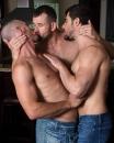 Dean Monroe, Joe Parker And CJ Parker - The 3 Way Kiss picture 5