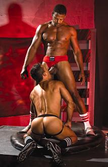 Aaron Ridge Gay Porn