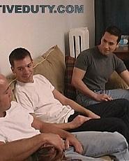 Adam, Antonio, Brad & Scott Picture