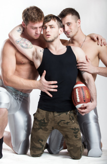 Connor Maguire, Colton Grey, JD Phoenix Picture
