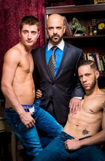 Adam Russo, JD Phoenix & Wolf Hudson Picture