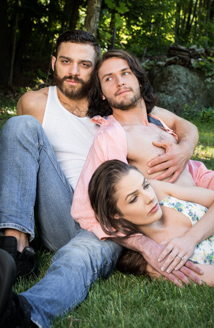 Tommy Defendi, Duncan Black & Arden Leigh Picture