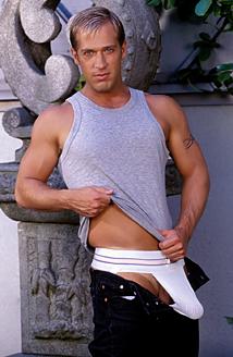 Chad Johnson Gay Porn Star