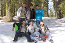 Snow Trip, Vol. 9 - Lake Tahoe - Glamour Set picture 17