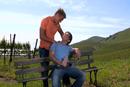 Gavin Waters, Hayden Stephens picture 1