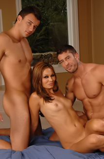 Cody, Crissy Moon & Oliver Saint Picture