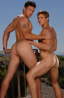 Marcus Mojo, Trystan Bull Picture