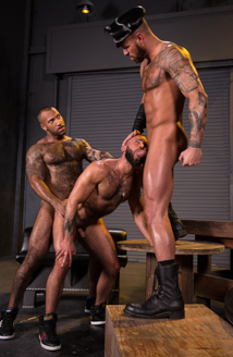 Beards, Bulges & Ballsacks! Picture