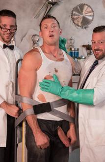 Dr. FrankenFuck's Fist Lab Picture