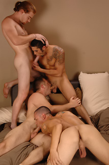 James Jamesson, Paul Wagner, Samuel O Toole, Tyler Ford Picture